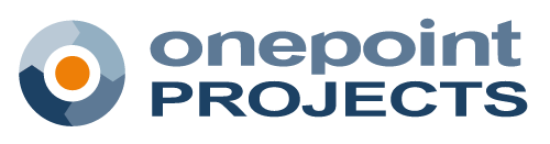 [onepoint PROJECTS] Logo